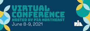 PIA Northeast Virtual Convention Logo