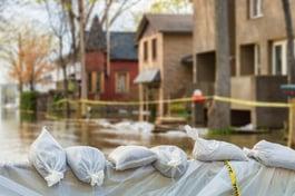 flooded street AdobeStock_118385076